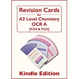 Revision Cards for A2-Level Chemistry: OCR A Legacy Specification [F324 & F325]