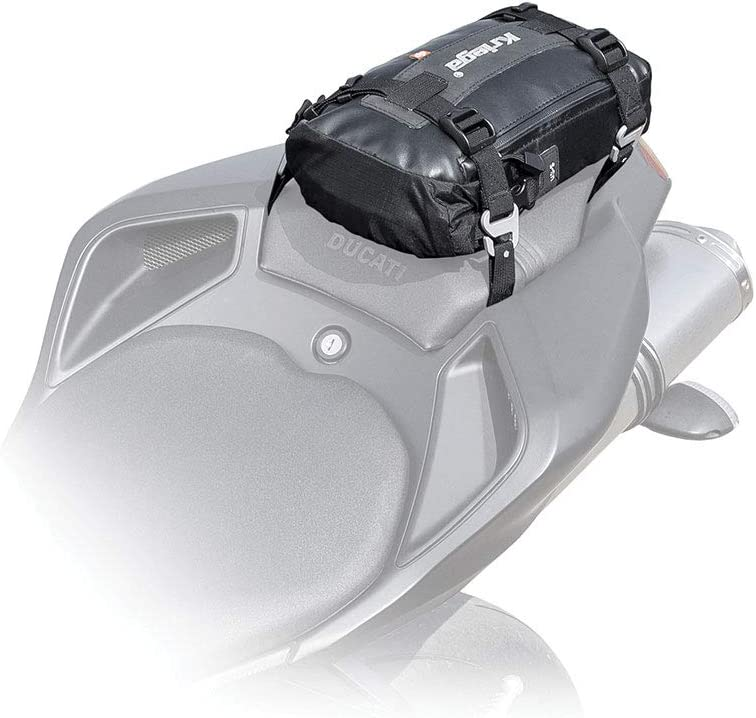Kriega Us 5 Drypack Motorrad Bike Wasserdicht 5 L Satteltasche Heck Rahmen Universal Kusb5 Kriega Luggage Auto