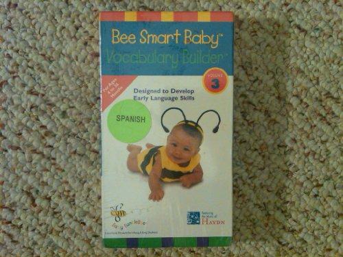 Bee Smart Baby: Vocabulary Builder Spanish 3 (Bee Smart Baby Vocabulary)