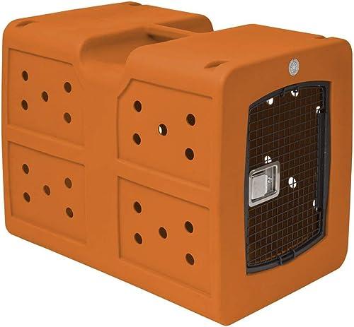 Dakota283 Large Kennel -Frame Door- Orange
