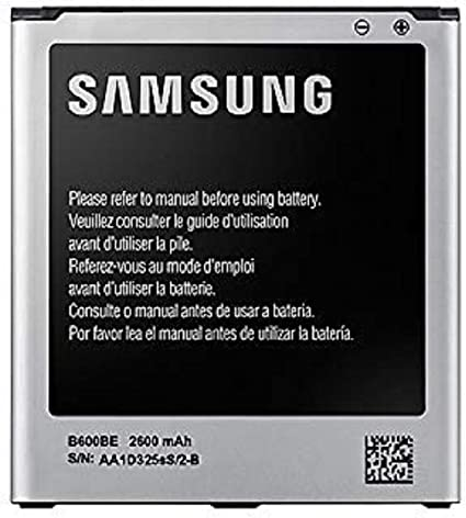wortek B600BE - Batería de Repuesto para Samsung Galaxy S4 B600BE ...