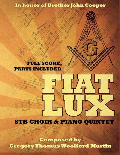 Download Fiat Lux: Full Score, Parts Included ebook
