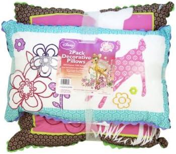 Disney Bambi 2-Pack Decorative Pillow