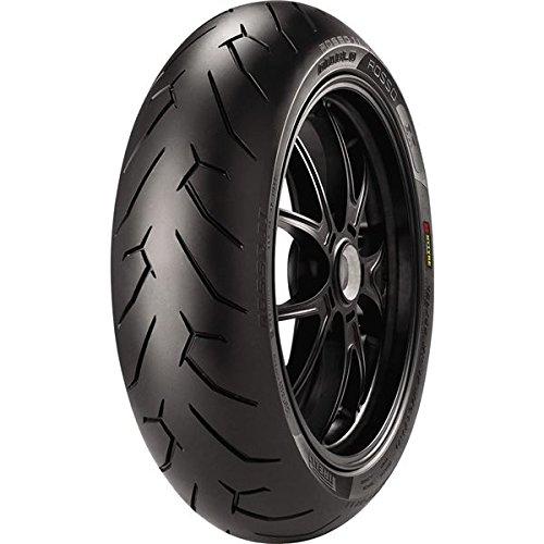 Pirelli Diablo Rosso 2 Rear Tire (190/50ZR-17) (Pirelli Diablo Rosso 2 190 50 Zr17)