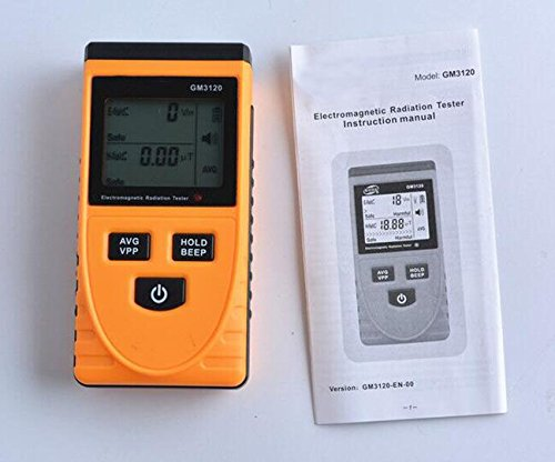 measure radiation - 3
