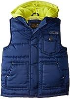 iXtreme Little Boys' Vest with Fleece Hood