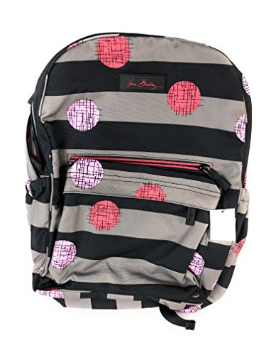 Vera Bradley Women's Lighten Up Grande Laptop Backpack Havana Hot Spots (Hot Spot Notebook)