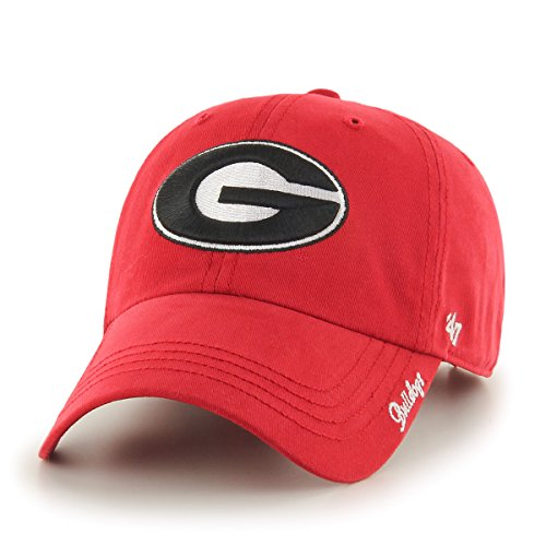 - '47 NCAA Georgia Bulldogs Women's Miata Clean Up Adjustable Hat, Red