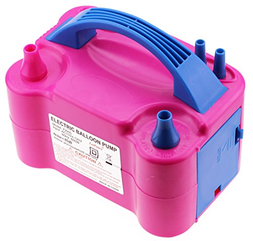 LotFancy Electric Balloon Pump Inflator