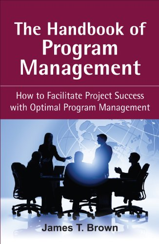 The Handbook of Program Management: How to Facilitate Project Succss with Optimal Program Managment Pdf