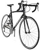 Vilano FORZA 1.0 Aluminum Carbon Shimano 105 Road Bike