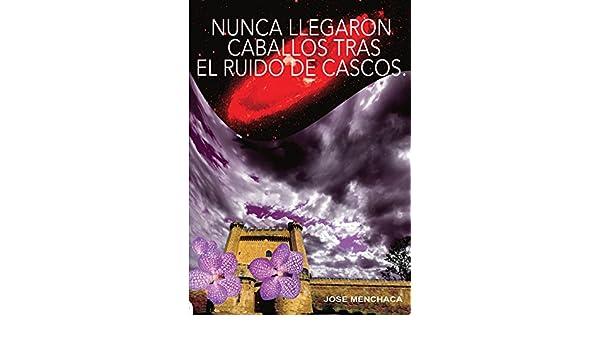 Amazon.com: NUNCA LLEGARON CABALLOS TRAS EL RUIDO DE CASCOS (Spanish Edition) eBook: JOSE MENCHACA ARALUCE: Kindle Store