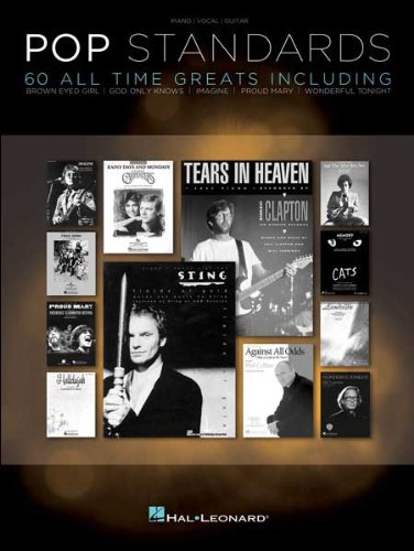 dards 60 All Time Greats for Piano/Vocal/Guitar (PVG) ()