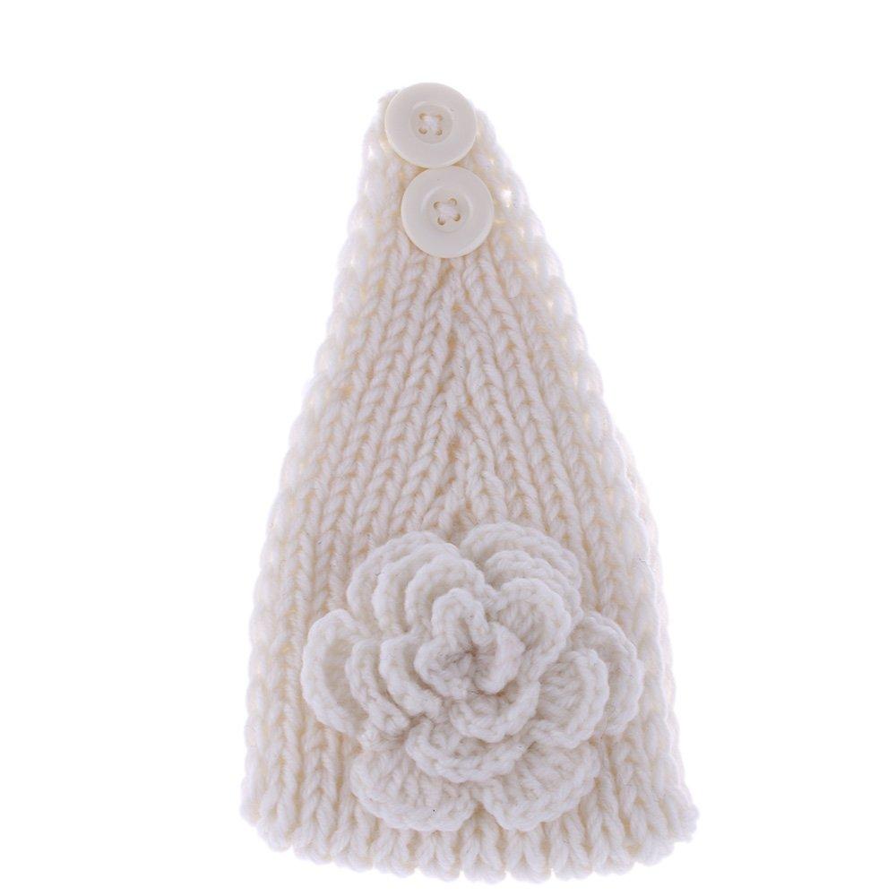 Dabinzhou Accesorios para el cabello Diadema Crochet Tejer Cabello ...