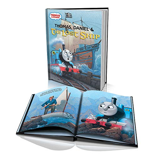 Personalized Story Book -