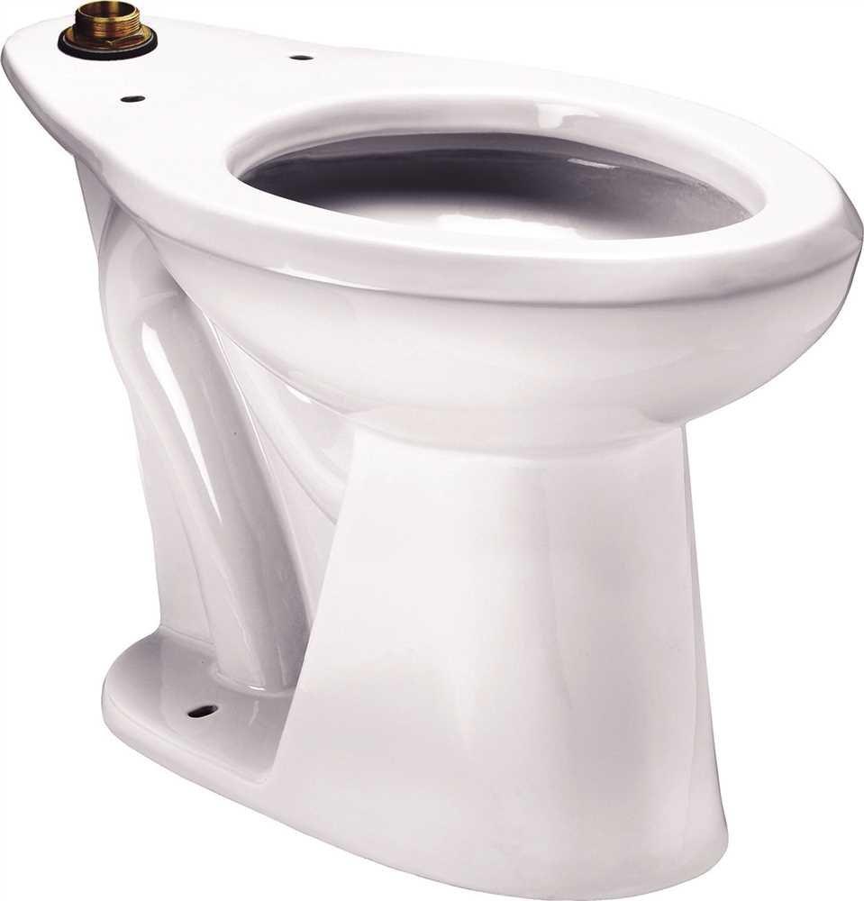 Sloan 2102009 Toilet Bowl 15.00 x 25.00 x 15.00 inches White