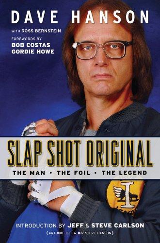 Slap Shot Original  The Man  The Foil  And The Legend