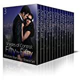Shades of Control: Fifty by Fifty #3: A Billionaire Romance Boxed Set (English Edition)