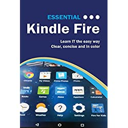Essential Kindle Fire (Computer Essentials)