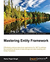 Mastering Entity Framework Front Cover