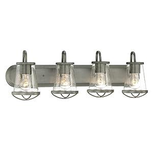 Designers Fountain 87004-WI Darby 4 Light Bath