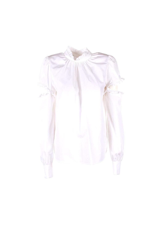 Pinko Camicia Donna 40 Bianco Picozza Autunno Inverno 2018/19