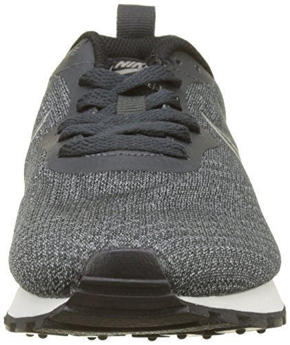 Mesh NIKE Chaussures Sail 001 MD Femme Eng 2 Runner Gymnastique Anthracite de WMNS Noir Black Anthracite CaTaqwrX