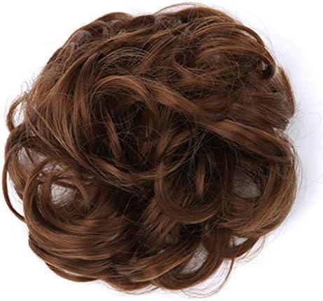 Extensiones de pelo YONSIN Scrunchie extensiones de pelo ...