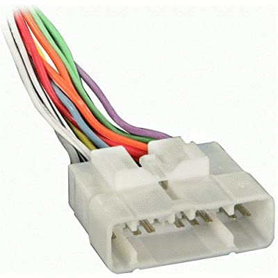Metra 70-7712 Wiring Harness for 1995-Up Honda Passport Vehicles: Car Electronics