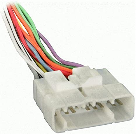 51Tr2aQwabL._SX466_ amazon com metra 70 7712 wiring harness for 1995 up honda metra 70-7712 receiver wiring harness at nearapp.co