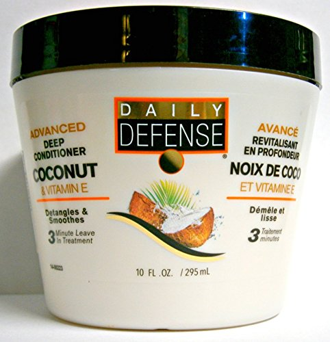 DAILY DEFENSE ADVANCED 3 MINUTE TREATMENT DEEP CONDITIONE...