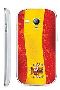 Onozo Carcasa bandera españa Vintage para Samsung Galaxy S3 ...