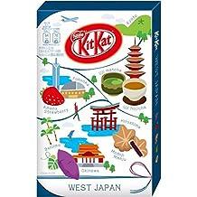 Kit kat Chocolate assortment West Japan version 12 Bars