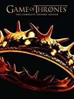Game Of Thrones The Complete Second Season by HBO Studios