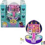 Polly Pocket Keepsake Collection Starlight Castle Compact, Enchanted Castle Theme, Special Box, Polly & Pr
