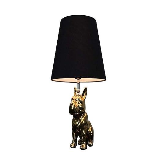 Lámpara de lectura de mesa de bulldog creativo, oferta especial de ...