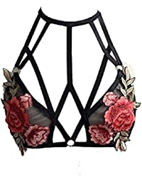 Women's Sexy Lingerie - Dress Lace Embroidery Flowers...