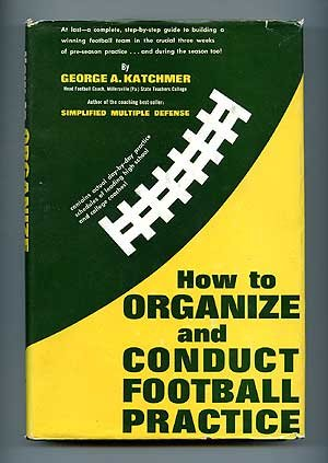 How to organize and conduct football practice