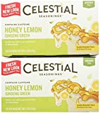 Best Celestial Seasonings Ginsengs - Celestial Seasonings Honey Lemon Ginseng Green Tea Bags Review