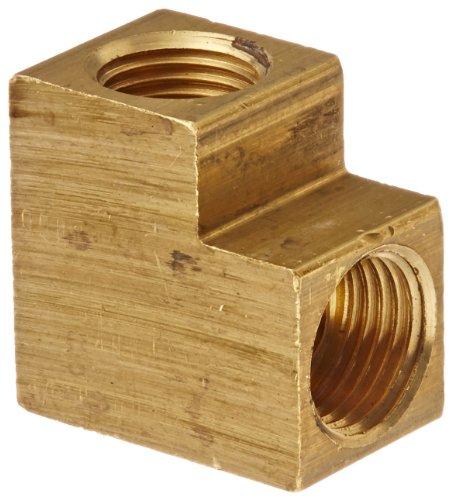 Eaton Weatherhead 452X4 Brass CA360 Inverted Flare Brass ...