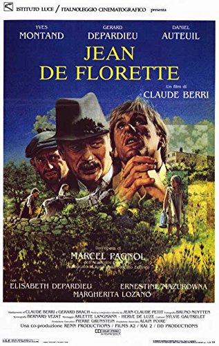 Amazon.com: Jean de Florette (Italiano) Cartel (11