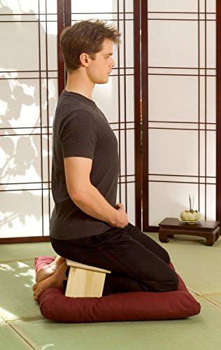 DharmaCrafts Zabuton Meditation Mat