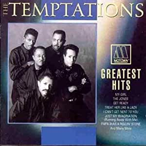 TEMPTATIONS - The Temptations-Motown's Greatest Hits - Amazon.com Music