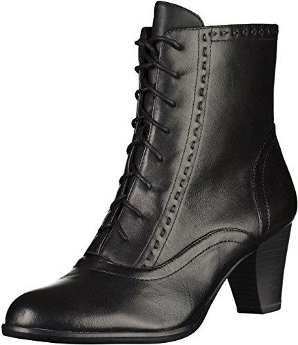 Tamaris 1-25112-25 Ankle Botines para mujer negro