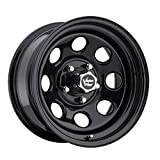 Vision 85 Soft 8 Black Wheel with Painted Finish (15x7/5x139.7mm)