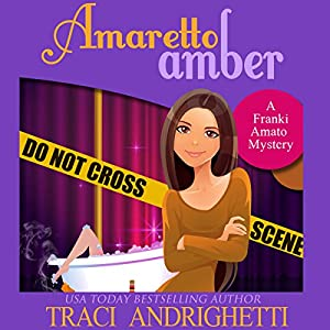 Amaretto Amber Audiobook