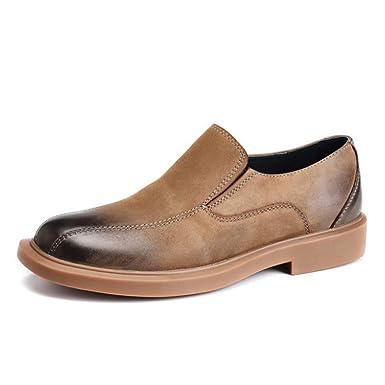 DAN Zapatos Casuales De Hombre Botas Chelsea Zapatos De ...