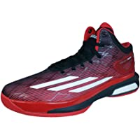 adidas Crazylight Boost Mens Basketball Trainers/Shoes - Red