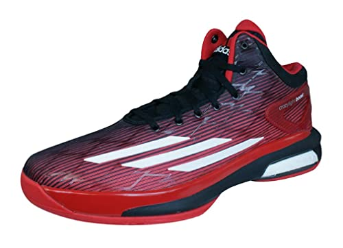 the latest 592eb 57155 adidas Crazy Light Boost, Scarpe da Basket Uomo, Nero (Nero),  45.333333333333336