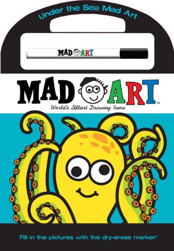 Sea Mad Art (Under the Sea Mad Art)